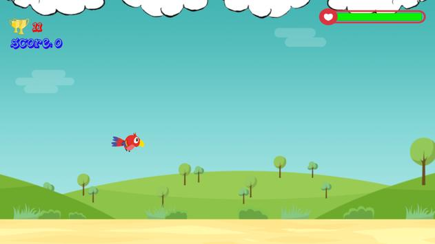 Bird Fever (Pooping bird) apk screenshot
