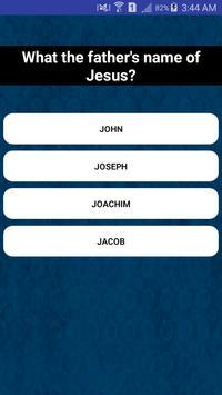 Holy Bible Quiz 2 apk screenshot
