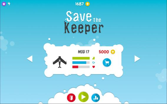 Save the Keeper! poster