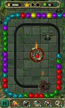 Extinction Bubble Shooter for Zuma classic lover screenshot 10