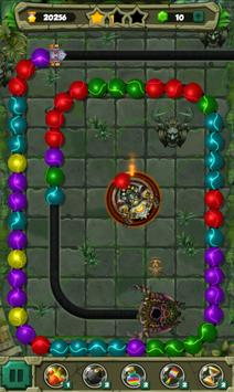 Extinction Bubble Shooter for Zuma classic lover screenshot 5