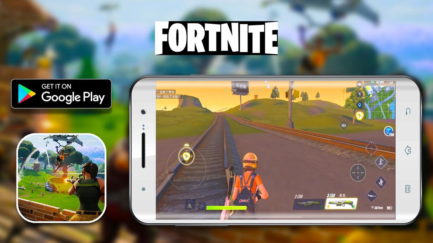 download fortnite mobile google play