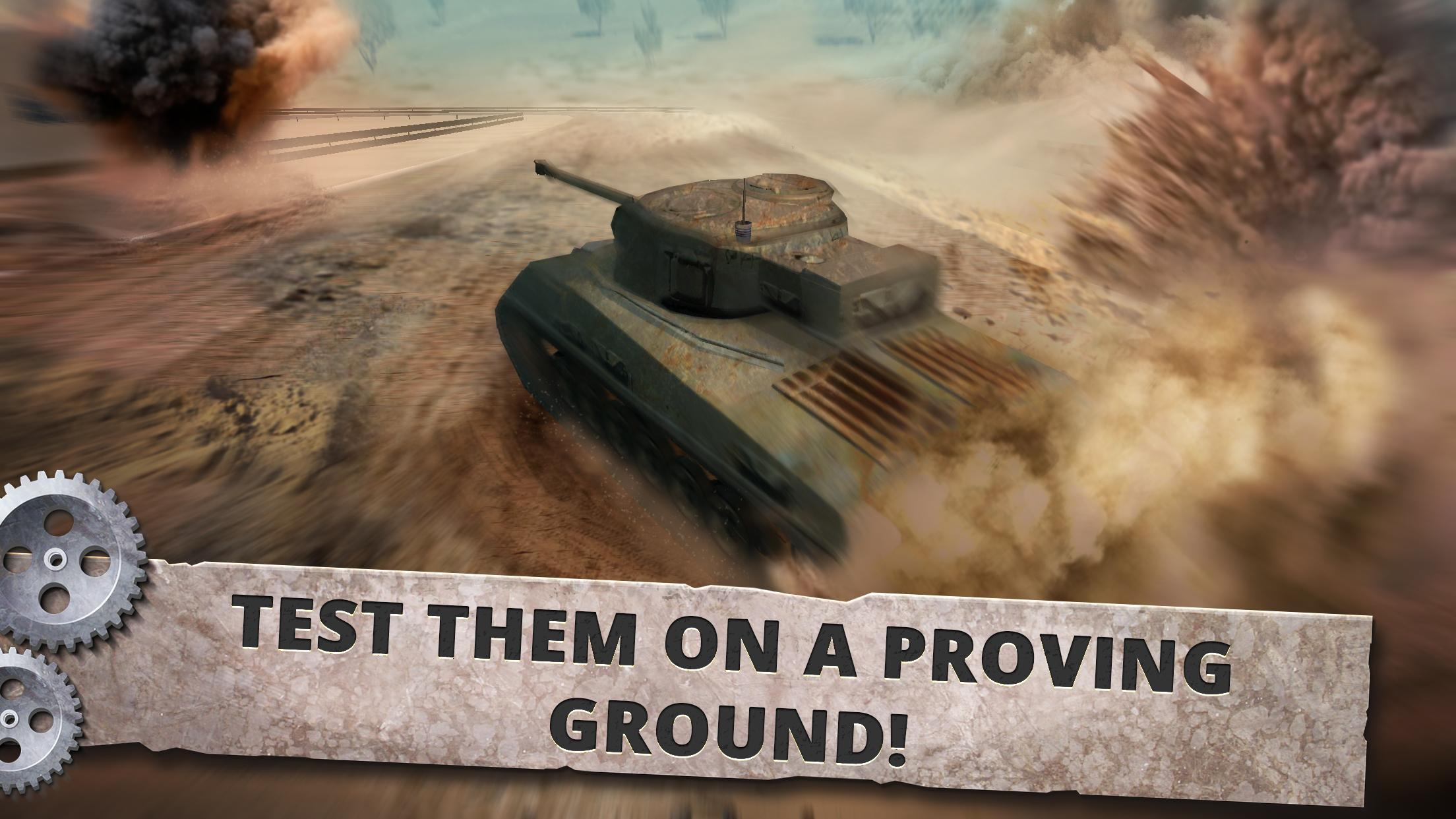 Tank Mechanic Simulator for Android - APK Download