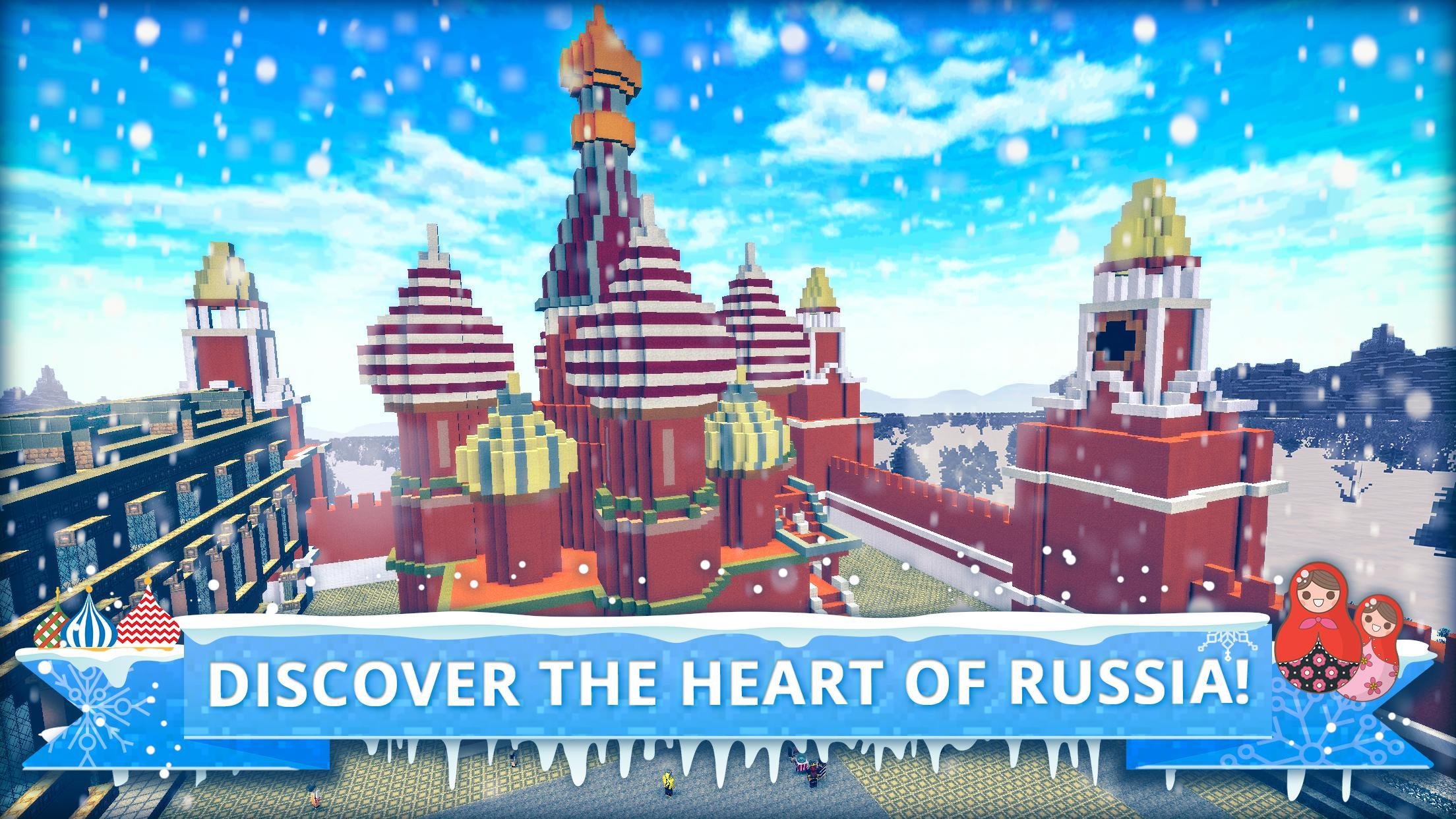 Moscow Craft cho Android - Tải về APK