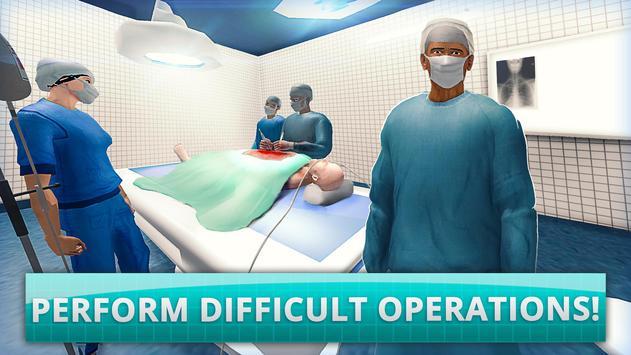 Hospital Surgery poster