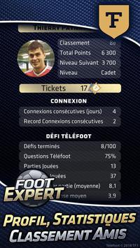 Foot Expert, le Quiz TéléFoot 100% Foot screenshot 3