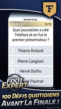 Foot Expert, le Quiz TéléFoot 100% Foot screenshot 4