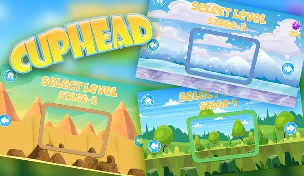 head cup runner screenshot 1
