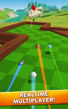 10 Schermata Golf Battle