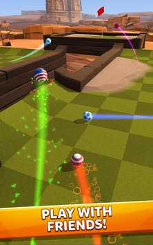 Golf Battle screenshot 1