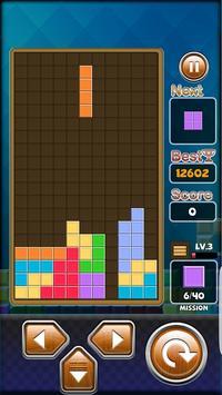 Online Brick Block Puzzle poster