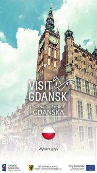 Questy VisitGdansk poster
