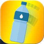 Bottle Flip Challenge Extreme icon