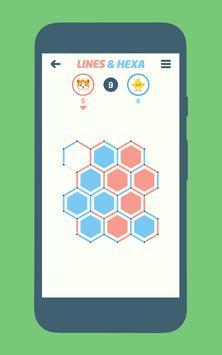 Lines and Hexa screenshot 11