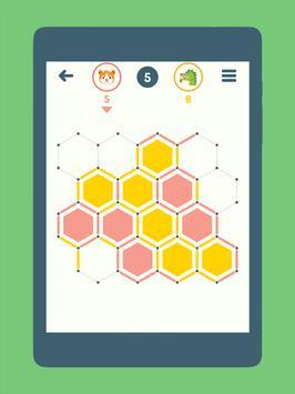 Lines and Hexa screenshot 7