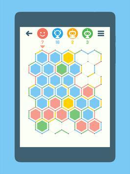 Lines and Hexa screenshot 5