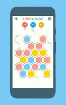 Lines and Hexa screenshot 9