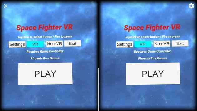 Space Fighter VR apk screenshot