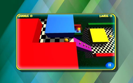 Amazing Marble Maze Run apk screenshot
