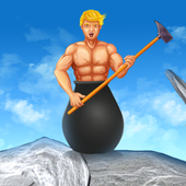 Getting over with it - Zoa Game icon