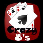 Crazy Eights Free icon