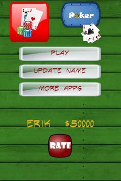 Texas Holdem Poker King Free apk screenshot