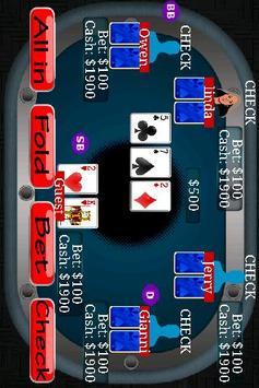 Texas Holdem Poker poster