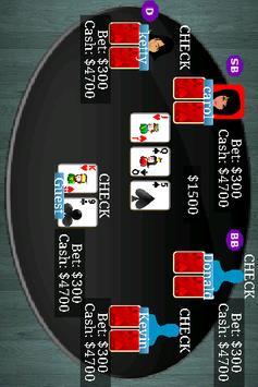 Poker - Texas Holdem Pro Free poster