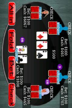 Poker - Texas Holdem Pro Free apk screenshot