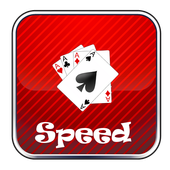 Speed- Spit Card Game Free icon