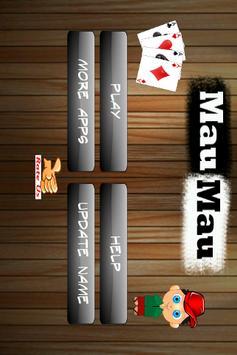 Mau Mau Free apk screenshot