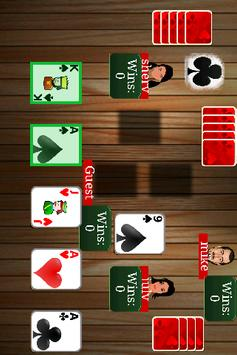 Euchre Free - Card game poster