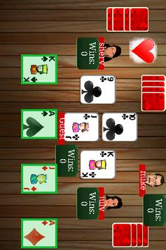 Euchre Free - Card game apk screenshot