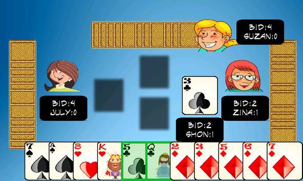 Spades game poster