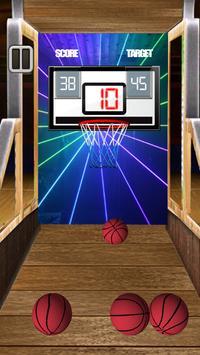 Basketball Perfect Throw apk screenshot