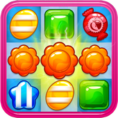 Jelly Match 3 Deluxe icon