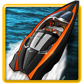 Jet Boat Speed Racer icon