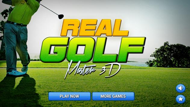 Real Golf Master 3D apk screenshot