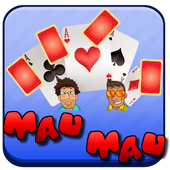 Mau Mau - Board game (free) icon