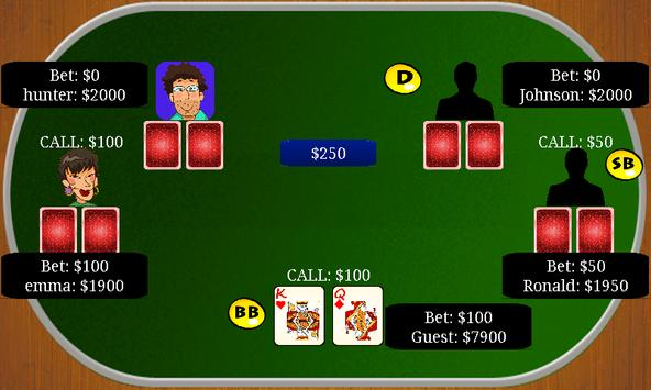 Poker - Texas Hold'em apk screenshot