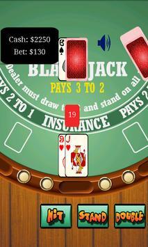 Black jack 1 Million Free poster