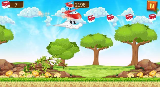 Super Fly Wings Adventures Game screenshot 1
