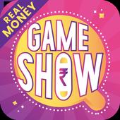 ikon GameShow - Live Quiz Game App to Earn money online