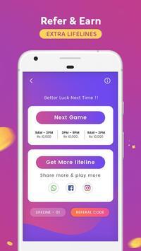 GameShow - Live Quiz Game App to Earn money online screenshot 5