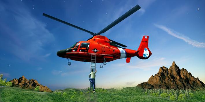 Rescue City & Army Helicopter Simulator apk screenshot