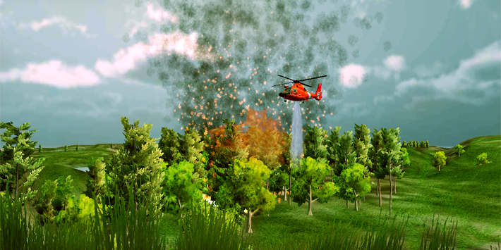 Rescue City & Army Helicopter Simulator screenshot 3