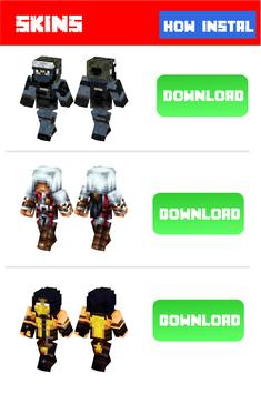 Game Skins for Minecraft screenshot 1