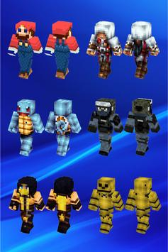 Game Skins for Minecraft screenshot 2