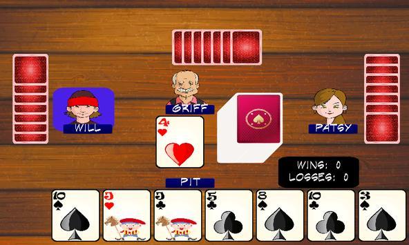 Mau Mau apk screenshot