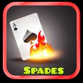 Spades - card games icon